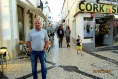 Лебедев Константин Алланович, путешествие на своем автомобиле в Европу, Лагуш, Португалия