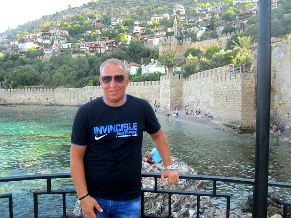 Лебедев Константин Алланович, Турция 2016
