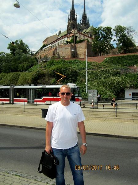 Лебедев Константин Алланович, Путешествие в Европу на своем автомобиле