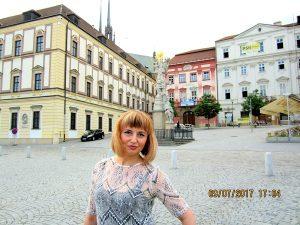 Лебедева Наталья Георгиевна, Чехия, Брно