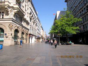 Лебедев Константин Алланович, Белград, Сербия